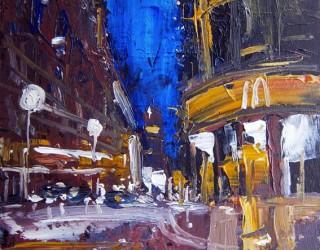 McDonalds on Oxford Road