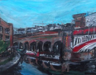 Canal Boats, Castlefield