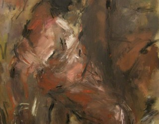 29. Ghislaine Howard. After Tintoretto, detail from The Crucifixion