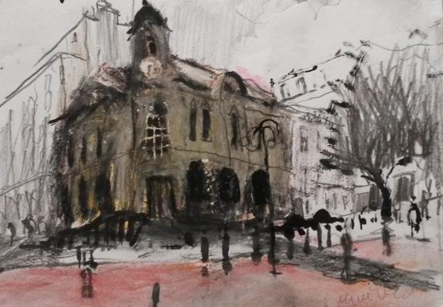 23. Gina Ward. Chamberlain Square Birmingham