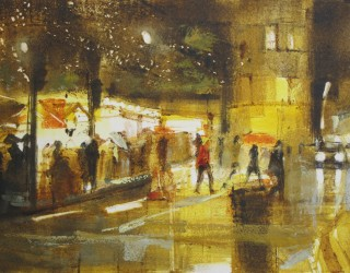 01. Ian Jarman. Christmas Market