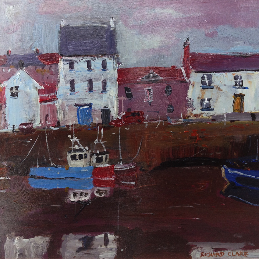 15. Richard Clare. Pittenweem Harbour, Crail, Scotland