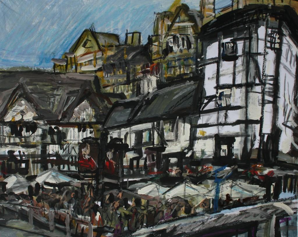 27. Matthew Thompson. Sinclair's Oyster Bar