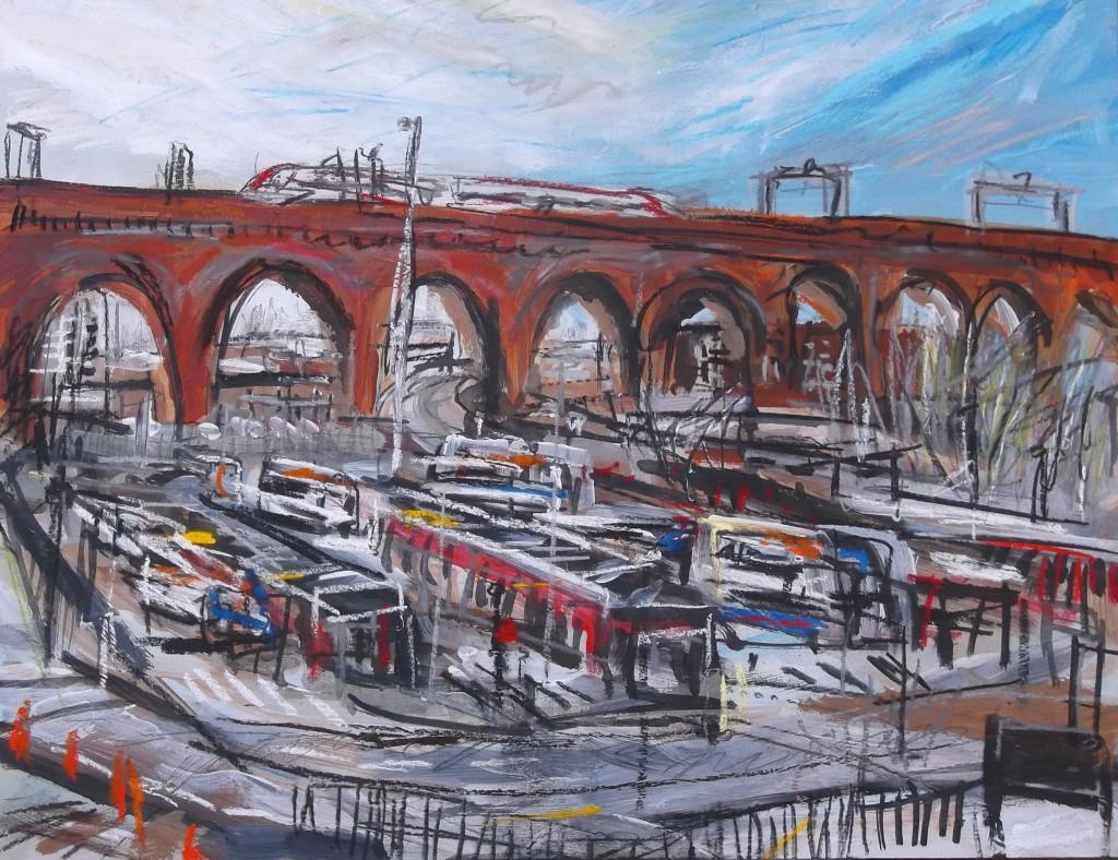 28. Matthew Thompson. Stockport Bus Station