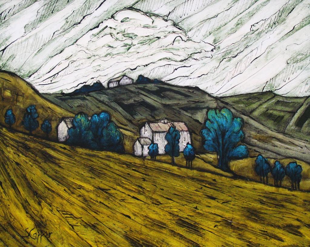 Pennine Hillside