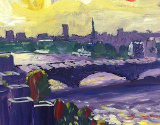 Thames View, London