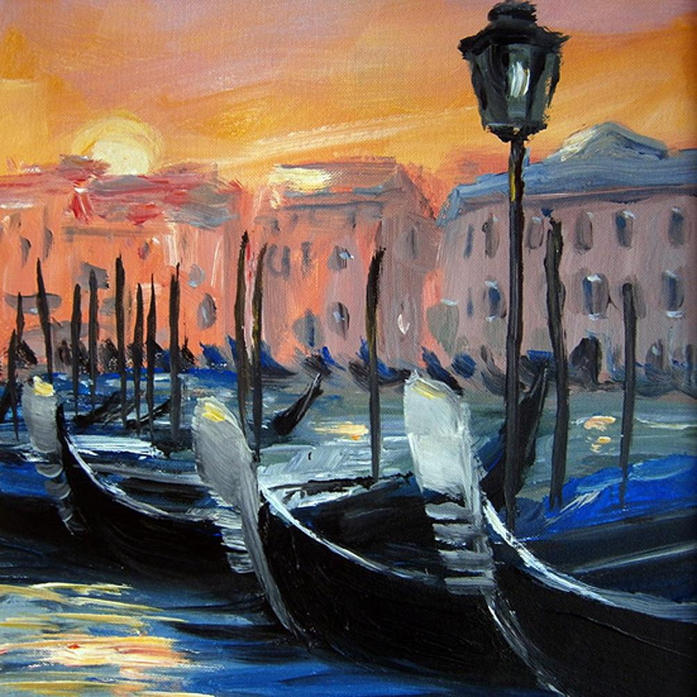 Venetian Sunset