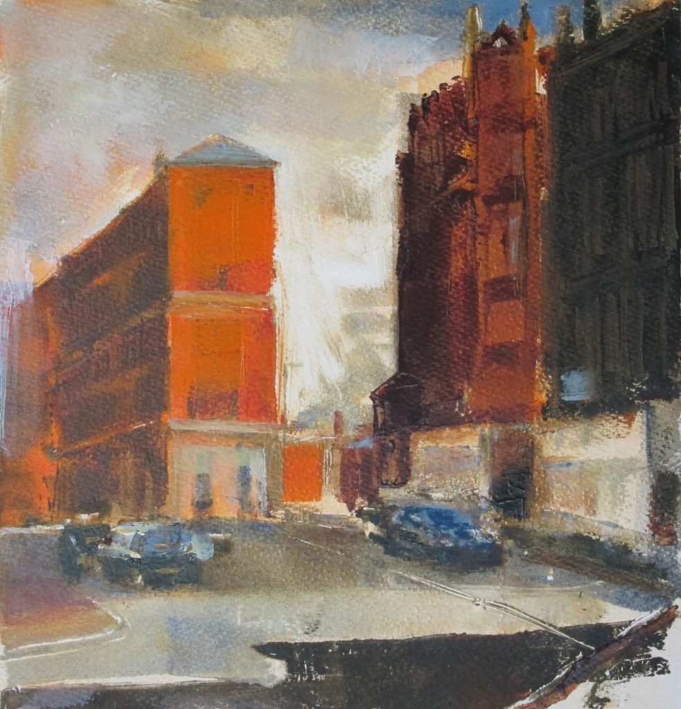 20. Ian Jarman – Newton Street