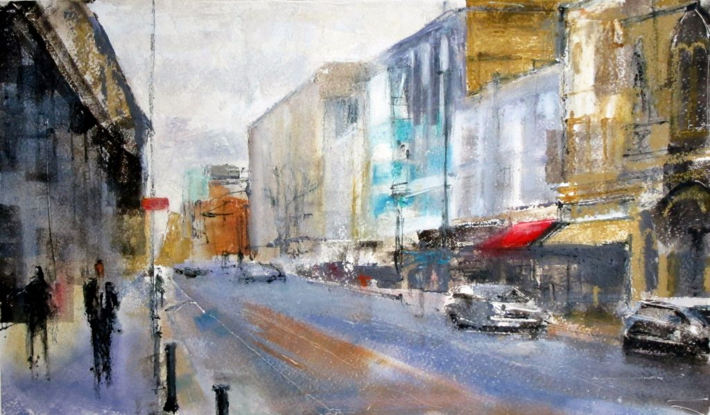 23. Ian Jarman – View of Deansgate