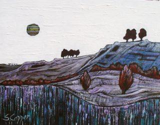 Steve Capper. Dovestones Reservoir