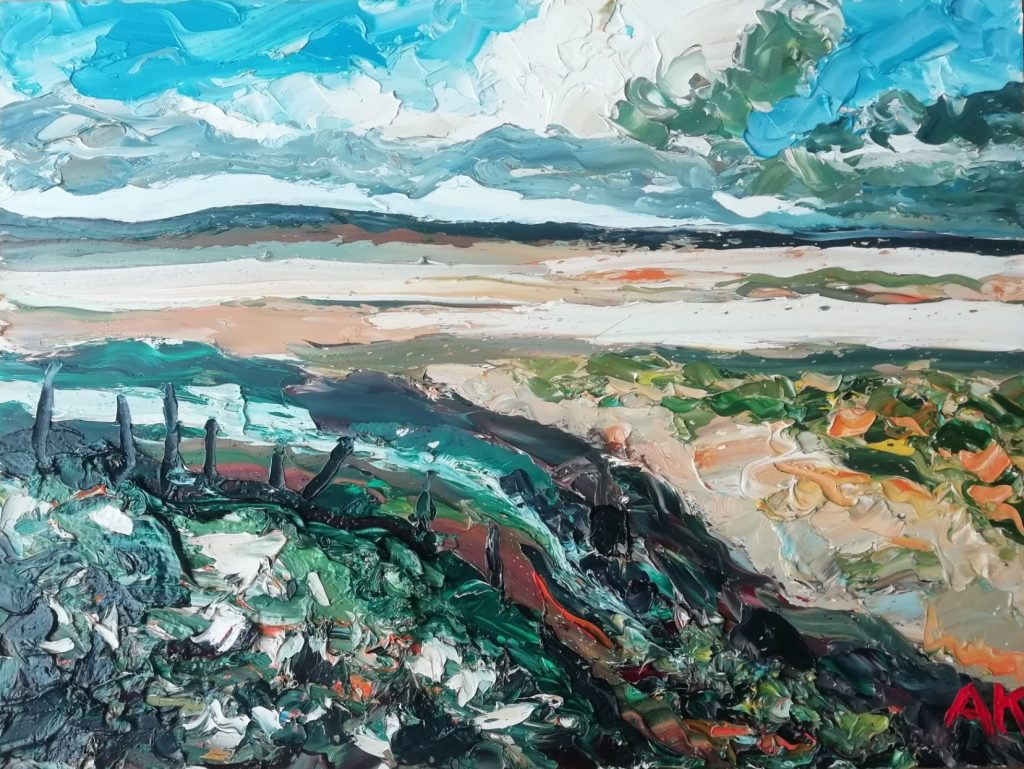 Alan Knight. Estuary