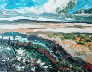 Alan Knight. Estuary