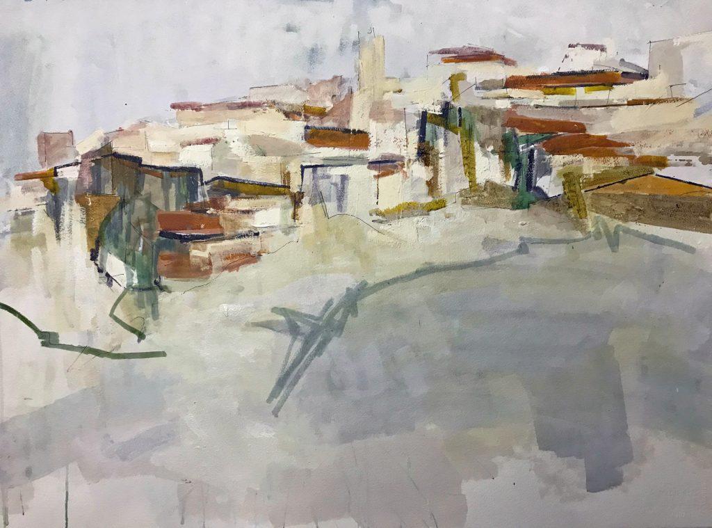 Colin Taylor. Vence, France