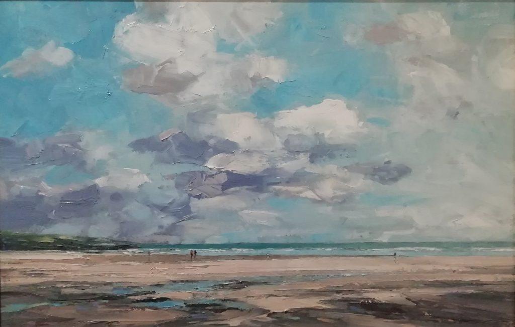 Harry Brioche. Autumn Sands