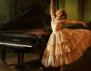 Darren Baker.  Ballet Recital 1