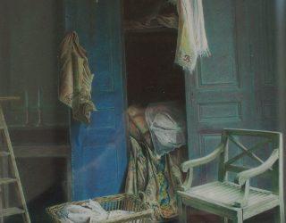 Darren Baker. Laundry Day