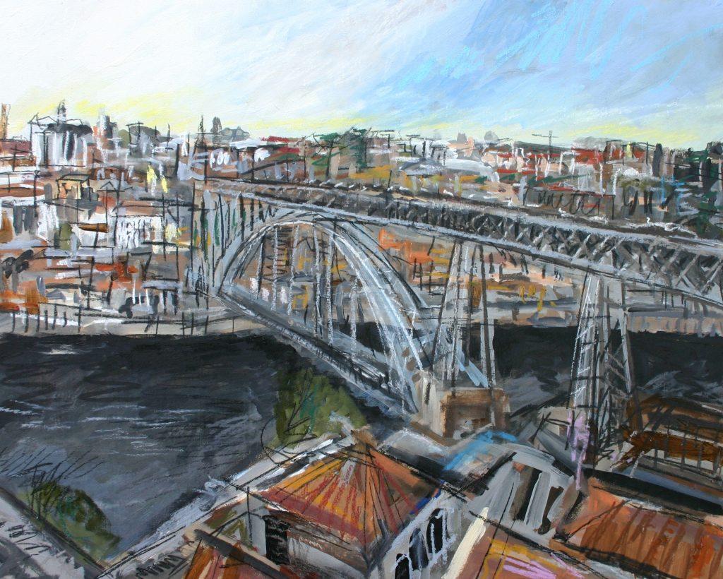 Matthew Thompson. Porto, Sunset