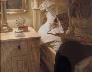Darren Baker.  The Letter