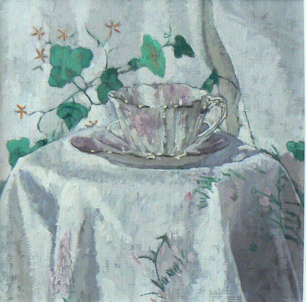 Janina Cebertowicz. Shelley Daisy Clusters
