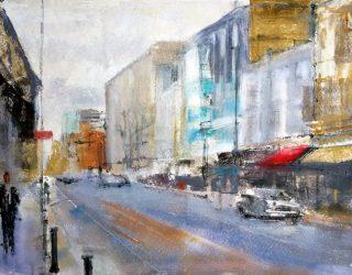 Ian Jarman. View of Deansgate