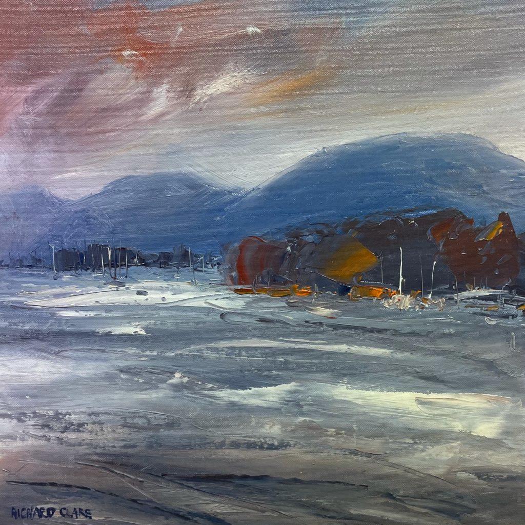 Stormy Windermere
