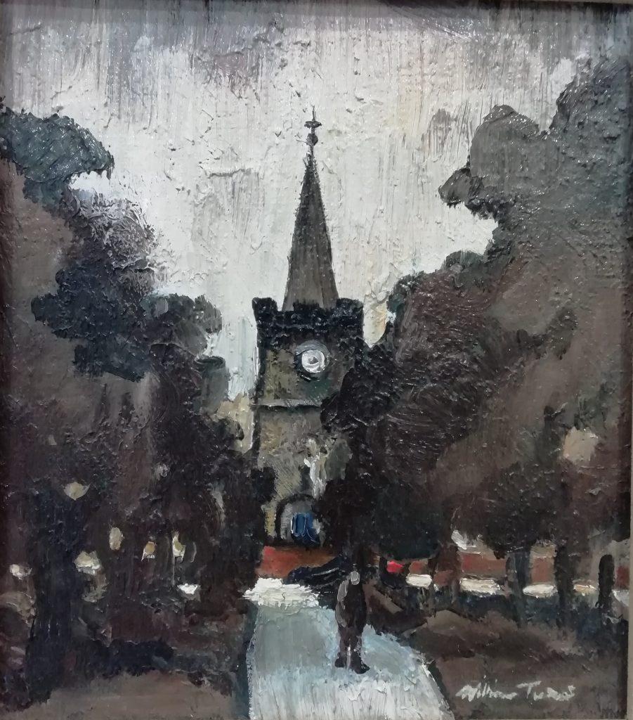Chelford Church